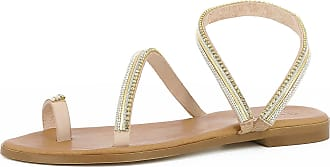 Shoes Goldfarben Evita Goldfarben »olimpia« Sandale Ovxnq6aT