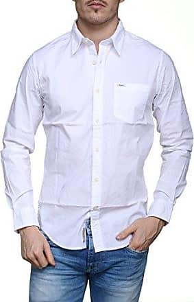 Para Small Blanco Pepe Camisa Ridleys white Jeans 800 London I Hombre ZWxxXFCqn