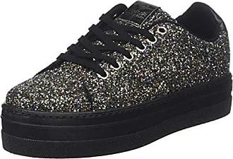 10 Noir Glitter Victoria Deportivo Femmes negro Eu caramelo Baskets 38 AA7C0wq