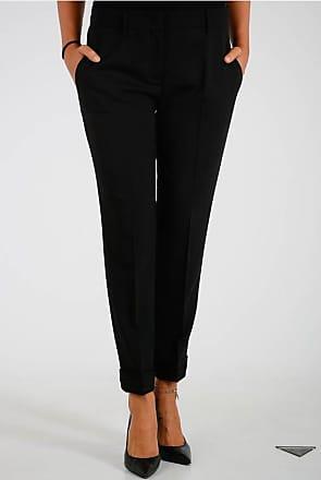 Pants 42 Slim Prada Wool Blend Size PqBSwTUv