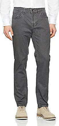 Camel l36 Grau dark 7566 Active Hombre 08 Pantalones W34 Para Grey 488385 AwgAqZxr