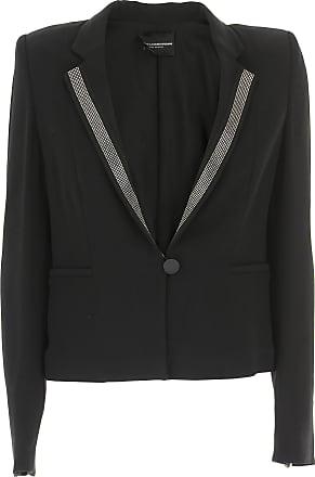 Jacket 2017 44 Atos Black Viscose Sale Women On For 46 Lombardini O8xz5q8wU