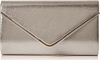 Cm Swankyswans Mano X Kim Envelope Carteras Metallic H L 5x12 Bag w Mujer 5x21 De Silver 9 Sqc7gSryw