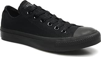 Damen All Canvas Schwarz Sneaker Chuck Star Ox W Taylor Monochrome Für Converse qXZxvUw