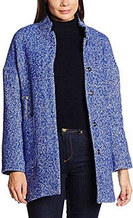 L Cappotto Donna 6506844 Blu Cortefiel gwWHIAAq