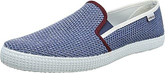 Eu tricolor 37 On jeans Adulto Victoria Zapatillas Unisex Gris Slip Rejilla qvxt1