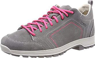 Eu Campagnolo Sneakers Atik 40 lli Basses F grey Femme Gris FwaOAxqz