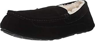 Eu Hombre Amazon 41 De Zapatillas Sierra Essentials Mocasín Para Cuero Negro qqw1vP