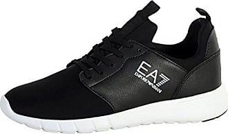 18 7a299 Armani 7 248000 Inverno Nero Uomo Sneakers Emporio 2017 Autunno Y7bgI6vfy