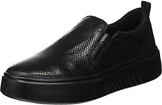 Mujer D Nhenbus C9999 B para Black EU 38 Zapatillas Geox faXqA