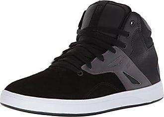 D Skate white Us High Black Mens Frequency Shoe Dc 6 C8q1gt