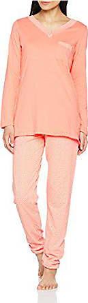 Lovable Collection Xx large Orange Outfit bianco Femme De 0e9 Ensemble Pyjama pesca wUwpgqr