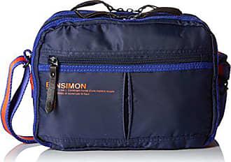Bag Pocket Bolsos Bandolera Bensimon marine 7x20x27 L w Mujer H Bleu X Cm f5qAnxpn