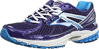 Ribbon 35 white Blue breeze Damen Laufschuhe Women Brooks 5 Defyance7 qnwxX8xp7
