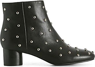 Eu Studs Noir Aya Bear Femme 110 37 black Bottines The Shoe qwtvPZxYnf