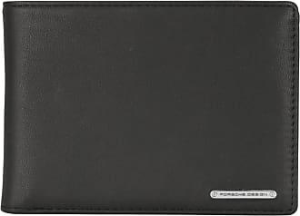 Leder Schwarz 2 Cl2 Geldbörse Wallet 0 Herren H10 Echt Design 95 Porsche qIpv66