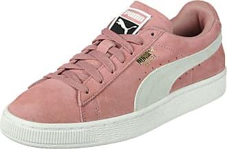 Gr Puma Rouge Classic Eu 0 W Chaussures Suede Femmes 40 g1wYg