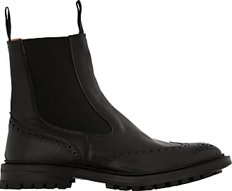 Trickers Black Ankle Henry Trickers Boot Black Zqwvf0w