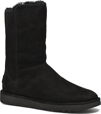 IiStiefelettenamp; Für Short Boots Abree Ugg DamenSchwarz D2WHI9YE