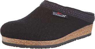 Stegmann 17801 43 Pantoufles Noir black Eu Non Adulte 8802 Mixte Doublées ZZrOpdwq