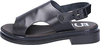 Ac704 Noir Chaussures Sandales Pro Ject Cuir Femme 5 wqx6vRgn