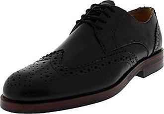 H Osney SchuheSchwarz Herren Büro Brogues Leder Schlau By Formal 46 Arbeit Hudson CBdeoWxr