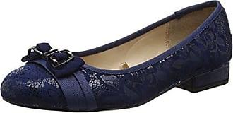 Scarpe femminile taglia nudo tacco colore blu chiuse sintetico 50842 con 40 Lotus HqYw55