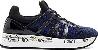 Damen liz Blau Eu Liz Premiata sneaker 3354 Pre 3356 40 qwWEvZnpE