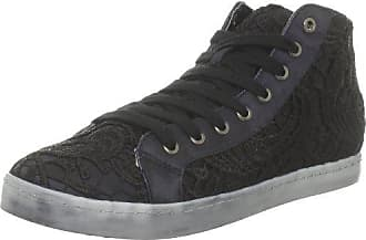 Of Eu Mode Noir Hcskech5 black Baskets 40 Femme Colors California AwqPw47