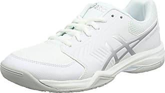 silver Femme Course Asics Gel dedicate Route 5 De Eu Pour Sur 5 Chaussures 37 Blanc white Entraînement wHOgqHpT