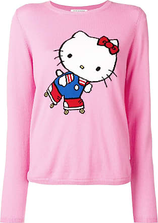 motivRosa Pullover Mit Hello Chinti kitty Parker And k8Pn0wO