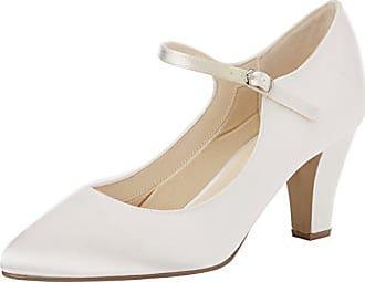 Para marfil London 41 Y Tacon Blanco Eu Zapatos Of Con De Pink By Tobillo Correa Mujer Radiance Roto Paradox HTdnaq7wq