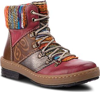 Mujer Hasta Para Rieker Invierno De Zapatos xfqwZPnAYY