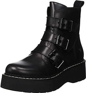 Militares Eu Kaylee Mujer Smith black 001 38 Para Botas Negro Windsor wx1ftUvf
