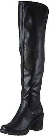 40 25604 Noir Bottes black Eu Antic Femme Tozzi Marco wgxA0RqUA