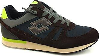 Dk brn Legenda 41 Herren Sneakers Lotto T0849 Fnd Nvy CxXwpq4q