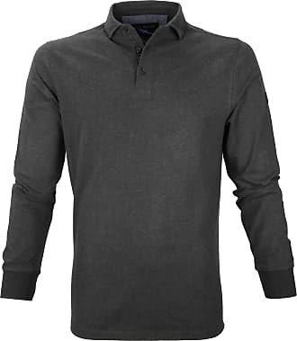Suitable Suitable Poloshirt Longsleeve Dunkelgrau Poloshirt Dunkelgrau Dennis Longsleeve Dennis E9IHWD2