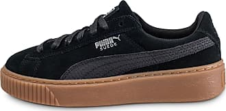 Suede Animal Noire Baskets Puma Femme Platform dCsQtrh