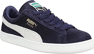 Classic Tennis Baskets Femme Velours Puma Suede amp; Marine Mode SvxXf4zn