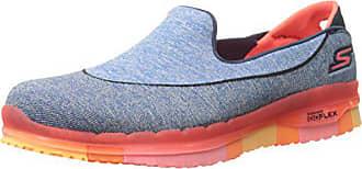 Flex 39 Bleu Basses Baskets Eu navy Femme Go Skechers coral 75vwaqS