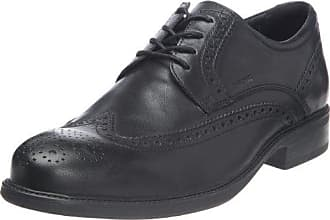 Chaussures Carnaby Ville black Eu 41 U Homme De Noir A Geox qwXtZ5n