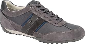 Grau Geox Wells Schuhe Geox Sneakers Wells wqzCaWOZ