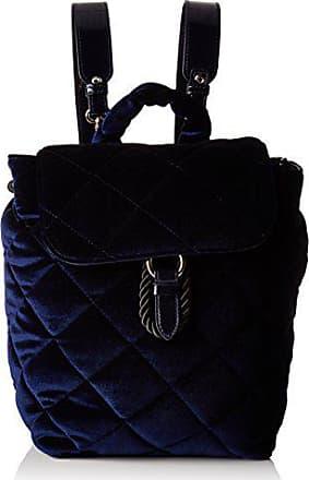 Marino Mujer Cm Segreto Blu Bolsos Mochila 12x31x26 w H blu X L Pennyblack xqFSnwq