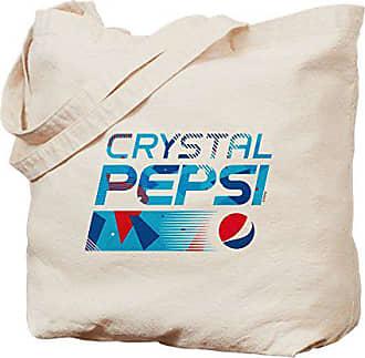 Kristall Shopping Khaki Pepsi Bag Tasche Tote Tuch Natur leinwand Cafepress S 47UqPU