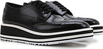 −58 Richelieu Femmes Stylight Pour Jusqu'à En Chaussures Noir TqOwppP