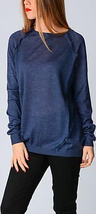 Silk 46 Alpaca Ballantyne Size Sweater xzw0q0R1g