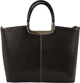 100 Tutto Made Echtes Bag Ctm Leder 36x27x12cm In Moda Frau Klassische Italy Chicca g4zOqwdg