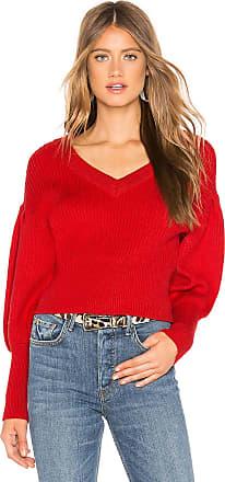 Sweater Dash Dash In In Red LoversFriends LoversFriends Dash LoversFriends Red Sweater trCxshQd