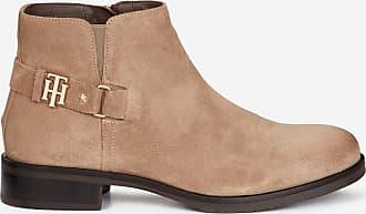 Tommy Hilfiger Beige Hilfiger Beige Hilfiger Buckle Tommy Tommy Boots Buckle Boots Boots Beige Buckle Tommy wdvFAzq
