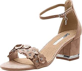 32032 Tobillo De Eu Taupe 38 Marrón Para Xti Tira Zapatos Con Mujer qTdTw6X